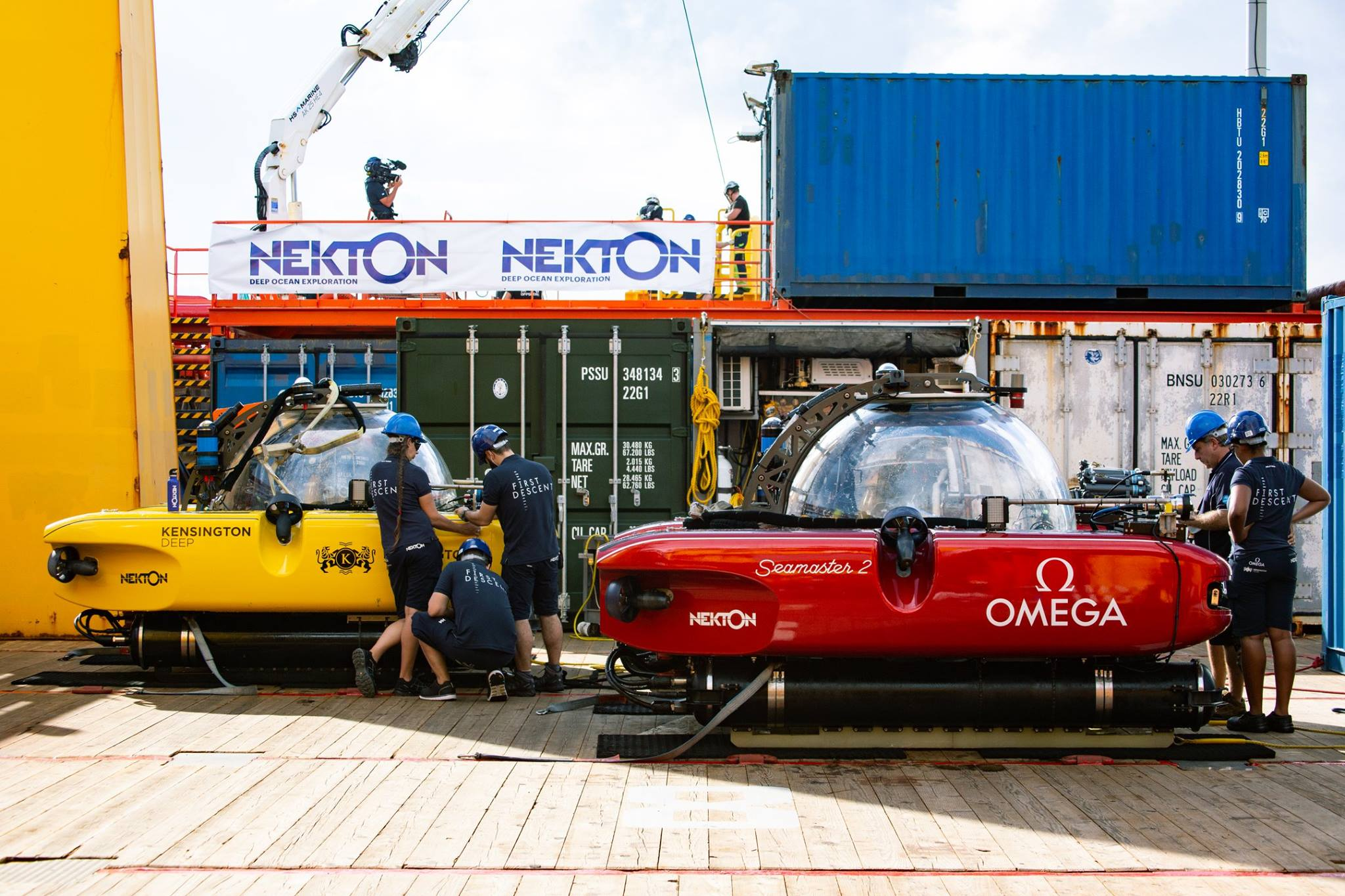 Submersible Maintenance: What Sets Global Sub Dive Apart from Other Operators